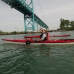 Detroit to Wyandotte Paddle