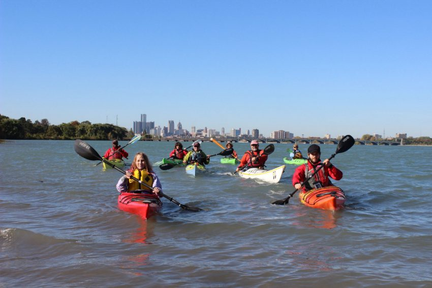 About Us - Riverside Kayak Connection