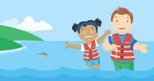 Life Jacket Loaner Program Kids