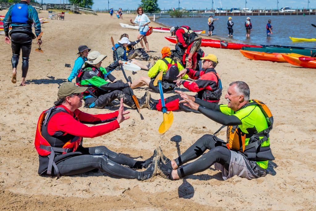Port Austin Kayak Symposium Class